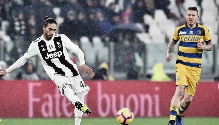 Juventus 3-3 Parma maç özeti ve golleri izle