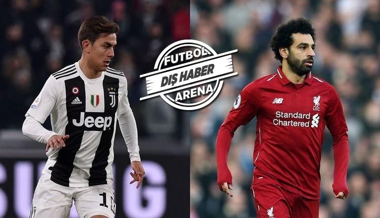 Juventus'tan Salah için Liverpool'a çılgın teklif