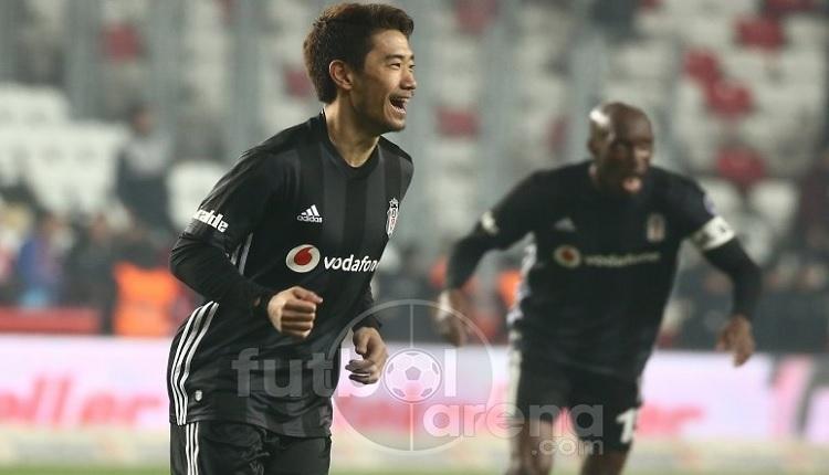 Kagawa'dan Beşiktaş ve Japonya itirafları