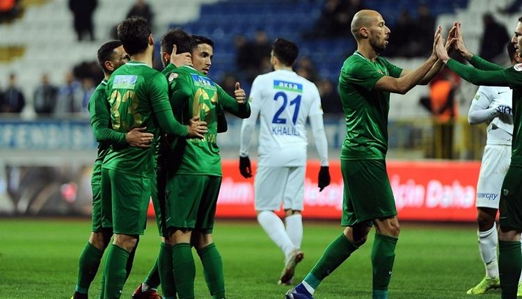 Kasımpaşa 1-2 Akhisarspor maç özeti ve golleri (İZLE)