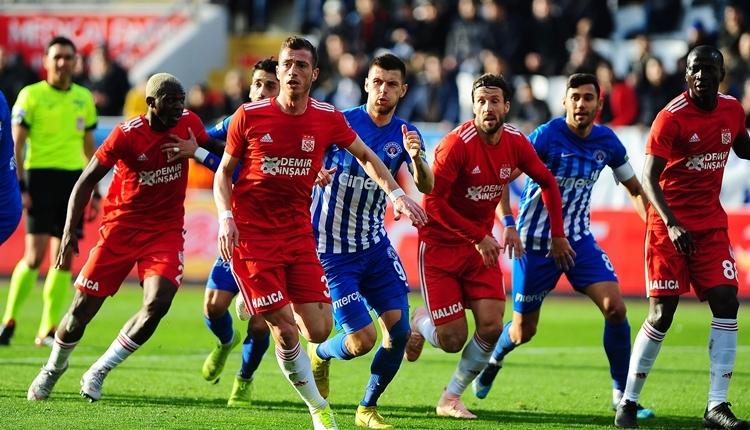 Kasımpaşa 1-3 Sivasspor maç özeti ve golleri izle