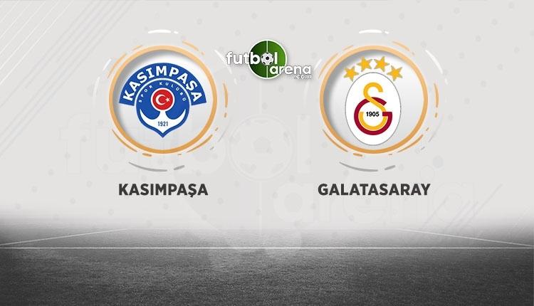 Kasımpaşa - Galatasaray canlı izle, Kasımpaşa - Galatasaray şifresiz izle (Kasımpaşa - Galatasaray beIN Sports canlı ve şifresiz İZLE)