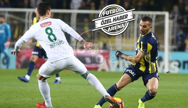 Konyaspor 10 kişiyle Fenerbahçe maçına damga vurdu! Rakamlar