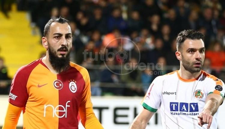 Kostas Mitroglou maç sonu itiraf etti!