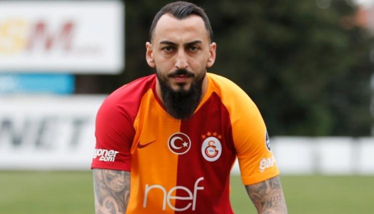 Kostas Mitroglou'nun Galatasaray'a transferindeki detay