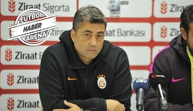 Levent Şahin'den FutbolArena'ya yanıt: 'Sinan Gümüş'e protesto'
