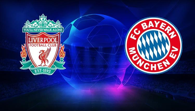 Liverpool Bayern Münih maçı canlı ve şifresiz izle (Liverpool - Bayern Münih beIN Sports)