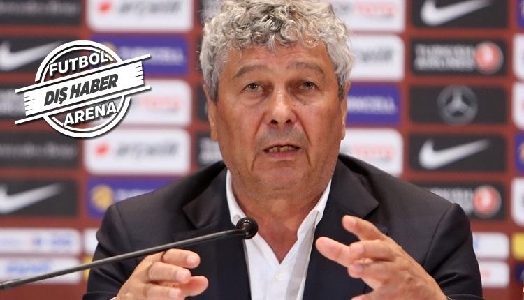 Lucescu'dan Galatasaray mesajı: Yerli futbolcu yok