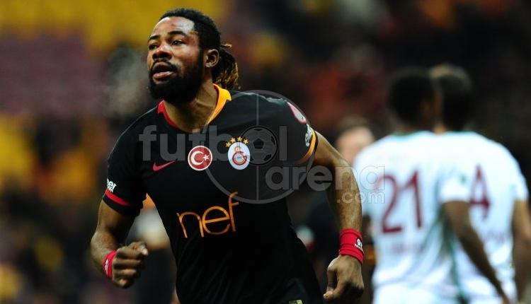 Luyindama Galatasaray'da ilk golünü Hatayspor'a attı (İZLE)