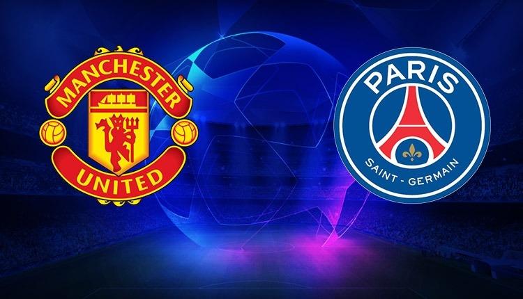 Manchester United PSG maçı canlı ve şifresiz izle (Manchester United PSG beIN Sports)