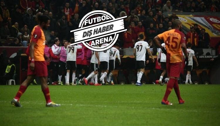 Marca'dan flaş manşet! 'Bebek Benfica Galatasaray'ı yendi'
