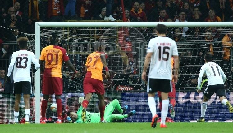 Marcao ve Muslera'dan penaltı açıklaması! 'Herkes bize söyledi'