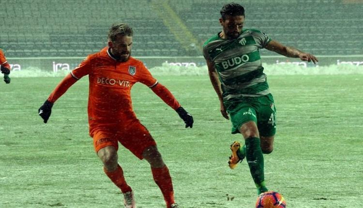 Medipol Başakşehir 3-0 Bursaspor maç özeti ve golleri (İZLE)