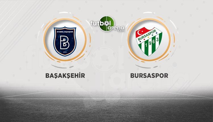 Medipol Başakşehir - Bursaspor maçı canlı izle (Bein Sports canlı izle)