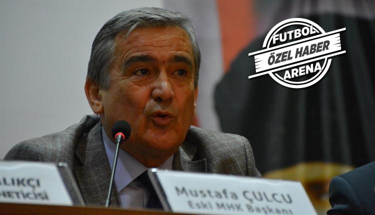 MHK Başkanı Mustafa Çulcu oluyor! İşte yeni MHK üyeleri
