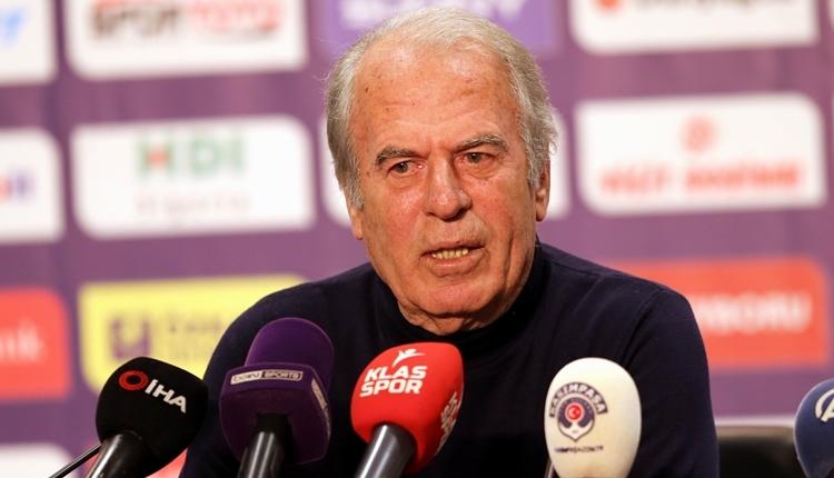 Mustafa Denizli: 'Sendeledik ama düşmedik'
