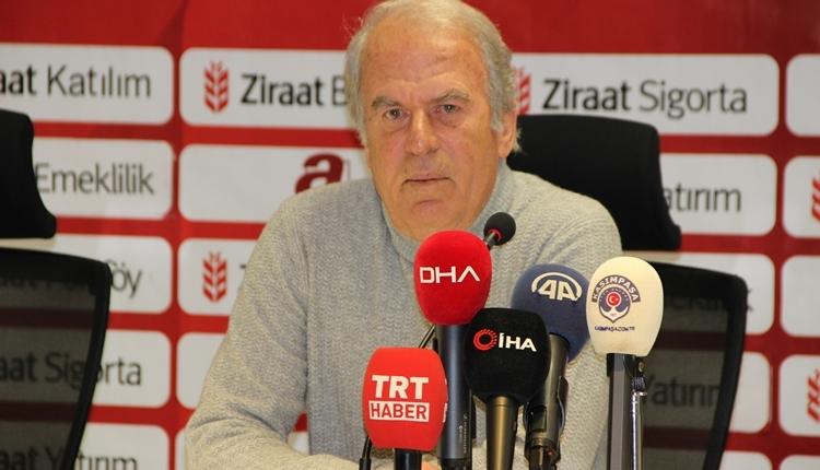 Mustafa Denizli'den Mbaye Diagne itirafı! Soruya yanıt verdi