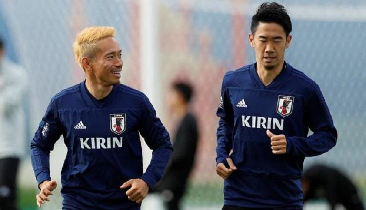 Nagatomo'dan Kagawa'ya: