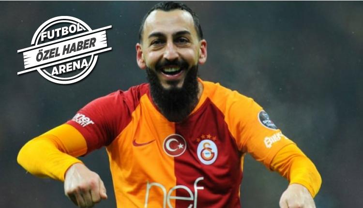 Türk Telekom Stadı'ndaki parçayı Mitroglou seçti
