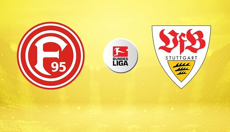 Ozan Kabak ilk 11'de! Fortuna Düsseldorf Stuttgart maçı canlı ve şifresiz izle