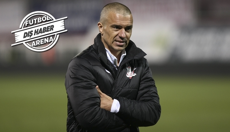 Pancu'dan Beşiktaş'a teknik direktör tavsiyesi