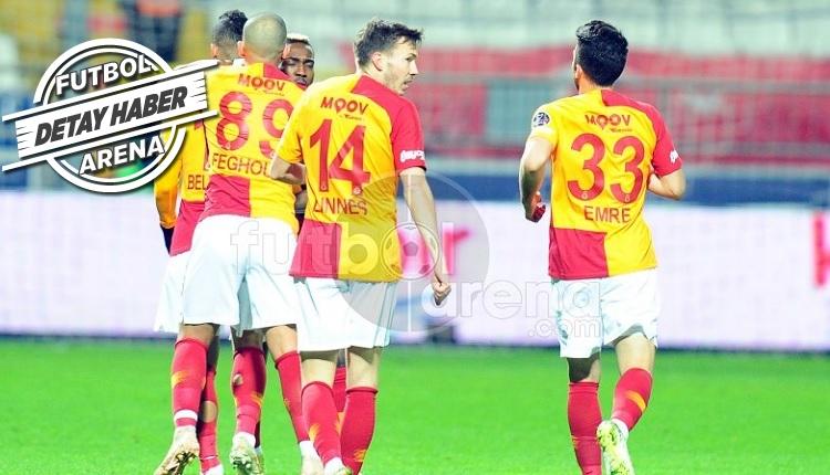 Paşa 'boş' Galatasaray 'golle' döndü! İlginç detay