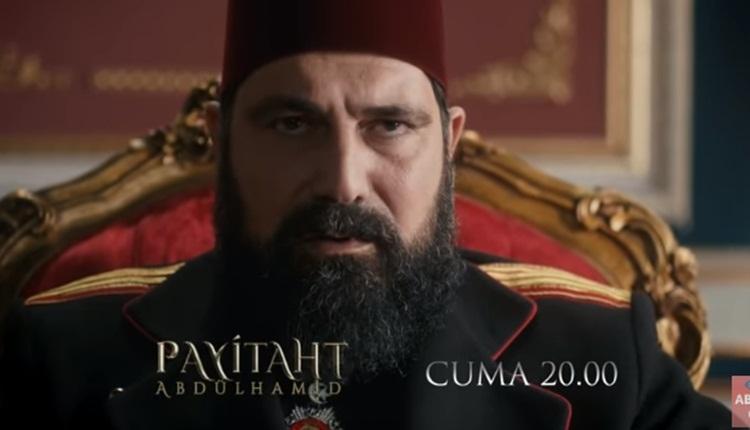 Payitaht Abdülhamid son bölüm tek parça full izle 22 Şubat (Payitaht Abdülhamid yeni bölüm fragmanı İZLE)
