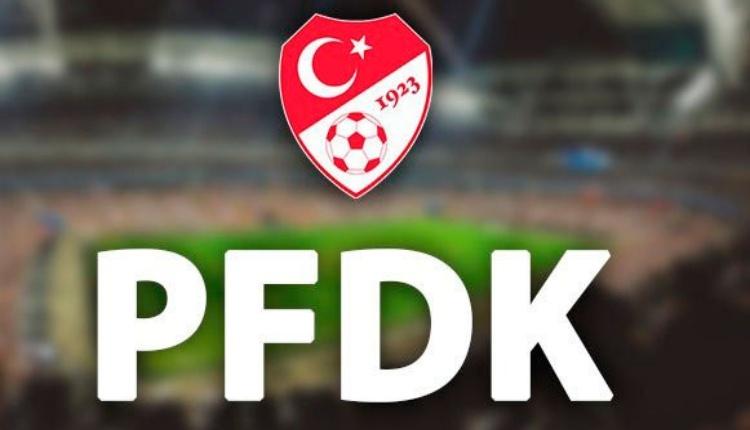PFDK'dan Jahovic ve Adem Büyük'e 2 maç men cezası