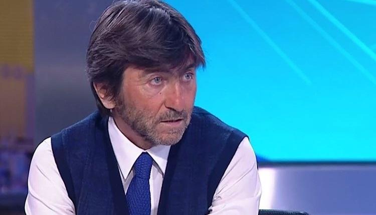 Rıdvan Dilmen açıkladı! 'Ali Koç, Galatasaray maçını izlerken...'