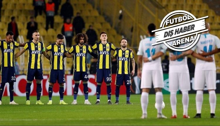Rusların favorisi Fenerbahçe! Zenit maçı öncesi ne dediler?