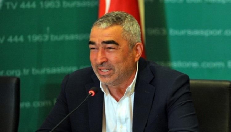 Samet Aybaba'dan Halis Özkahya göndermesi! 'Normalde de göremiyorlar zaten'