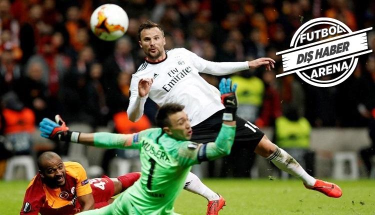Seferovic'ten Galatasaray itirafı: