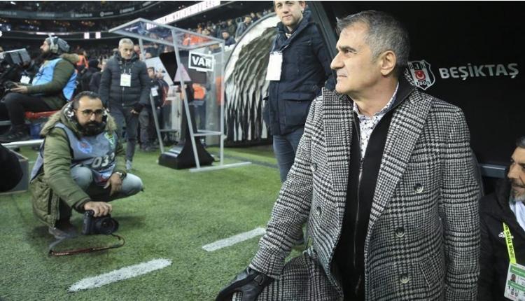 Şenol Güneş'ten Fenerbahçe maçına orta saha kararı