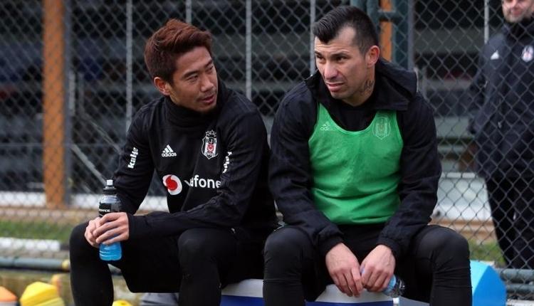 Şenol Güneş'ten Kagawa ve Medel kararı! Beşiktaş'ın ilk 11'i