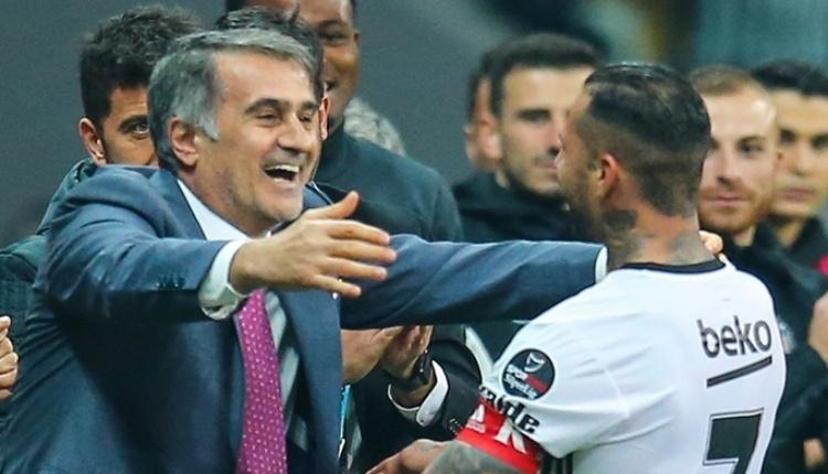 Şenol Güneş'ten Malatyaspor maçı öncesinde Ricardo Quaresma kararı