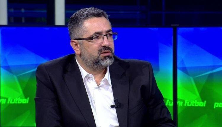 Serdar Ali Çelikler topa tuttu: