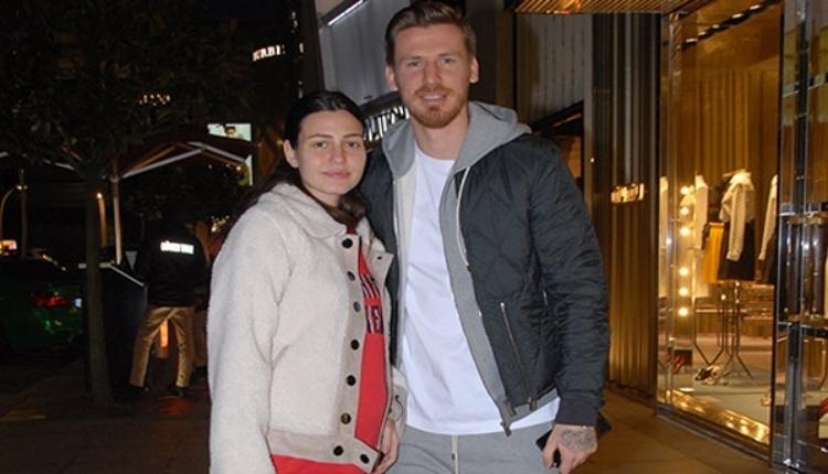 Serdar Aziz'in eşi Tuğçe Aziz'den Fatih Terim ve Galatasaray'a gönderme