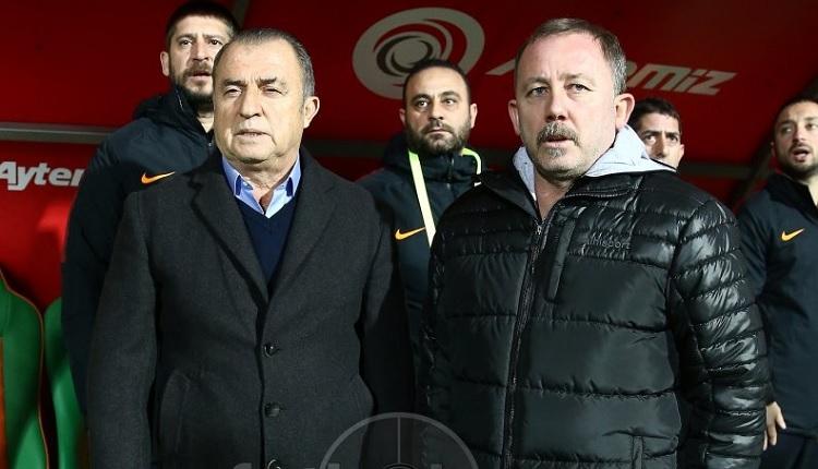 Sergen Yalçın'dan Galatasaray'a gönderme