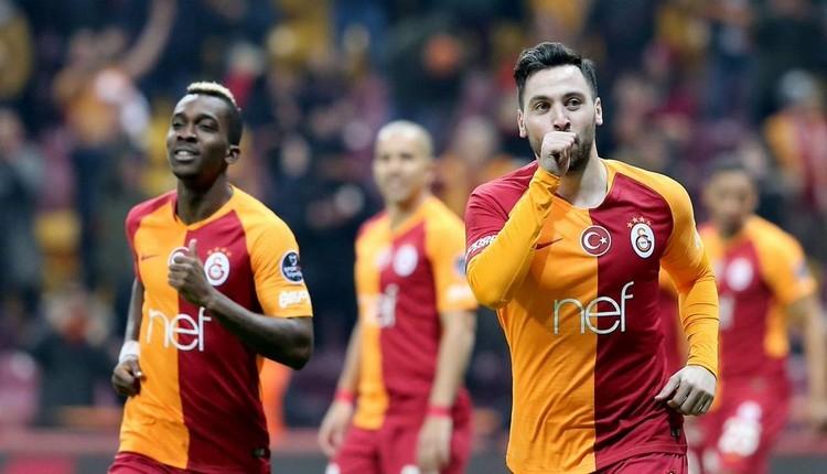 Sinan Gümüş'ten Fenerbahçe ve Beşiktaş'a ret! (Galatasaray Haberleri)
