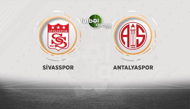 Sivasspor Antalyaspor canlı ve şifresiz izle (Sivasspor Antalyaspor beIN Sports İZLE)