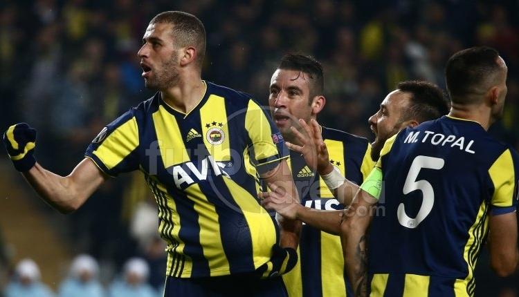 Slimani 2 ay sonra gol attı! Slimani'nin Zenit'e attığı gol (İZLE)