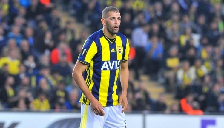 Slimani'den Fenerbahçe'ye güvenoyu: