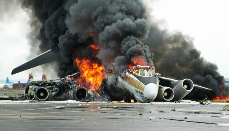 Spor camiasını sarsan uçak kazaları