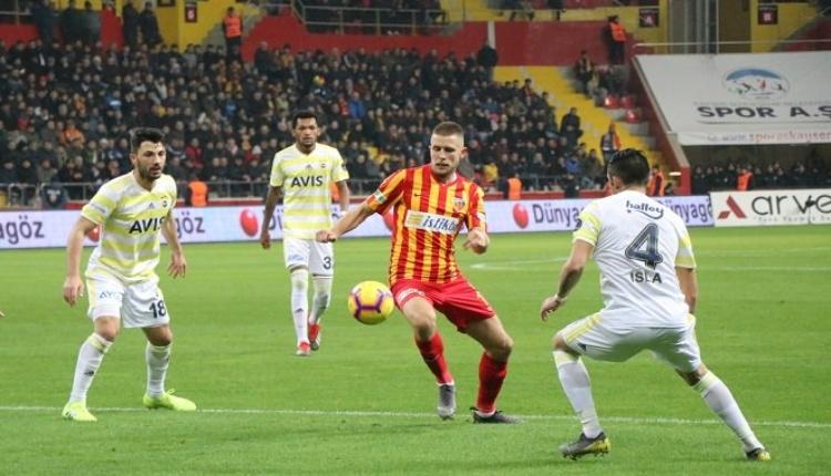 Spor yazarları, Kayserispor - Fenerbahçe maçına ne dedi?