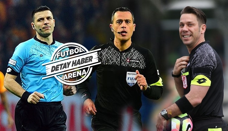 Süper Lig'de hakem tepkileri haftaya damga vurdu