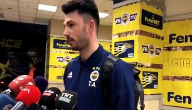 Tolgay Arslan'dan Beşiktaş'a olay gönderme