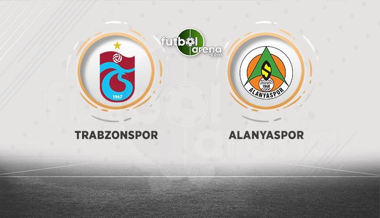 Trabzonspor - Aytemiz Alanyaspor maçı ne zaman, saat kaçta? Muhtemel 11'ler