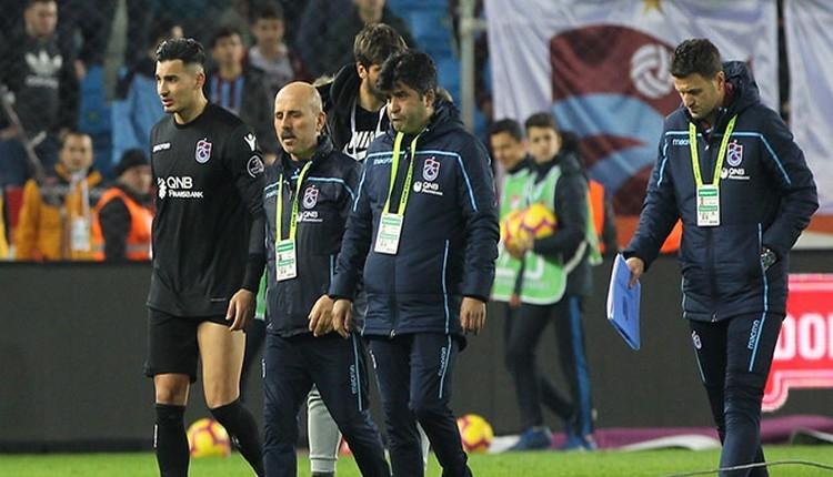 Trabzonspor revire döndü! Galatasaray öncesi kritik eksikler