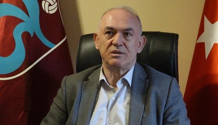 Trabzonspor'da Ali Sürmen'den sert sözler: 'Adamsanız özür dileyin yeter'