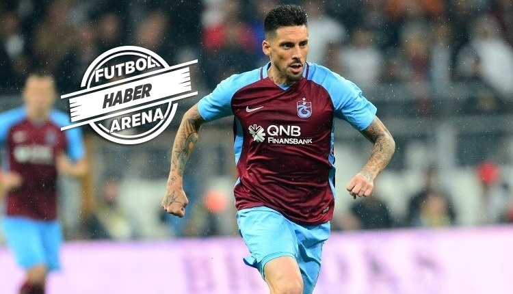 Trabzonspor'da Sosa, Galatasaray maçında oynayacak mı?